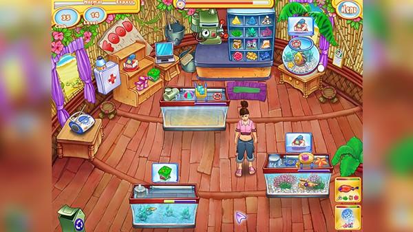 Screenshot from Jenny's Fish Shop (6/6)
