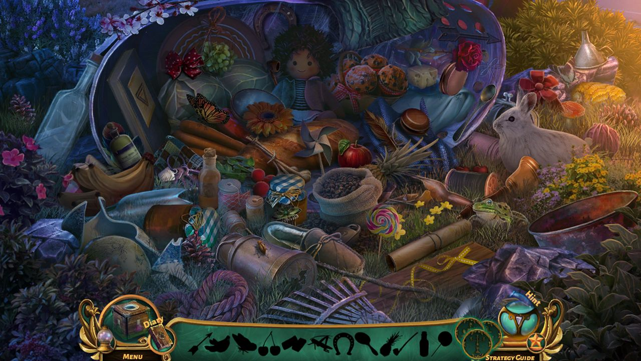 Screenshot from Queen's Quest 5: Symphony of Death (7/7)