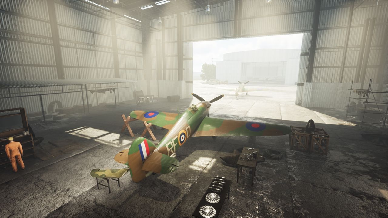 Screenshot from 303 Squadron: Battle of Britain (10/10)