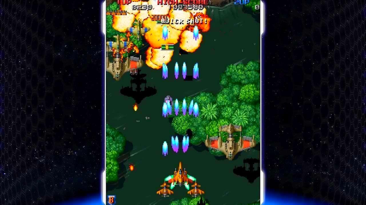 Screenshot from Raiden Legacy (6/6)