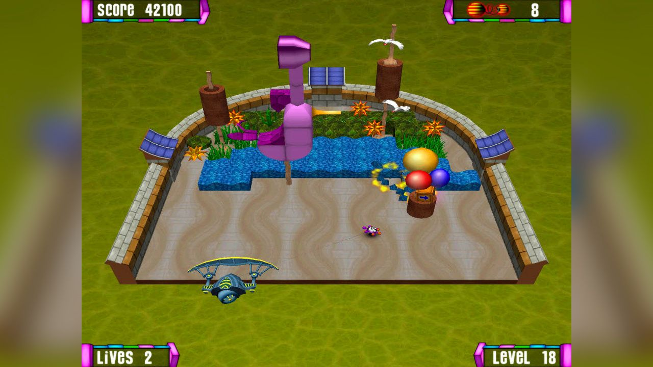 Screenshot from Smash Frenzy 2 (2/8)