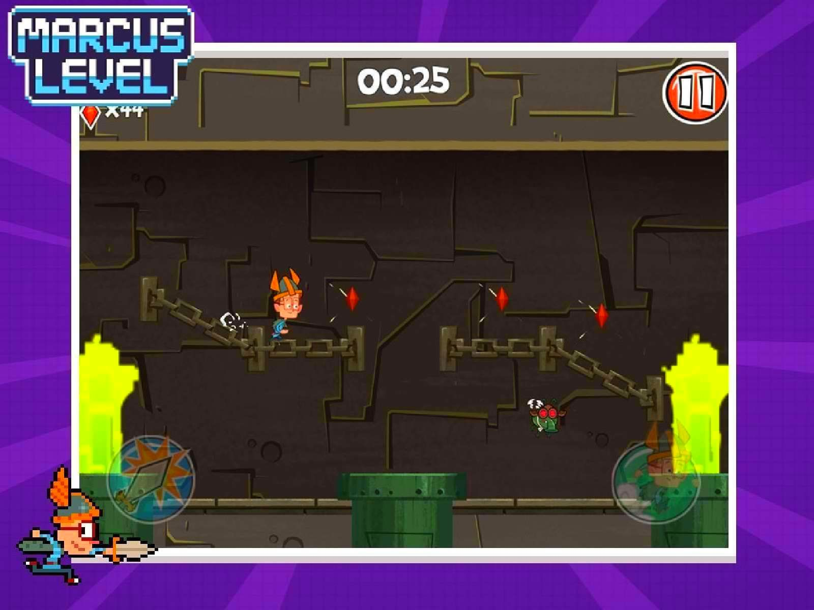 Screenshot from Marcus Level (4/5)