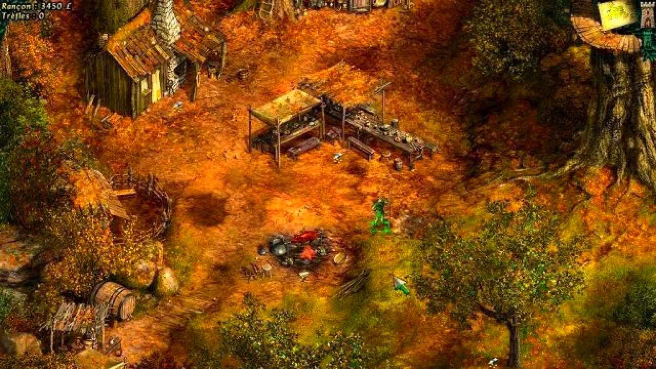 Screenshot from Robin Hood - The Legend of Sherwood (4/8)