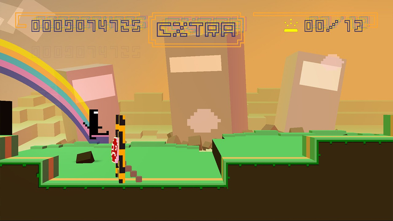 Screenshot from BIT.TRIP RUNNER (2/5)