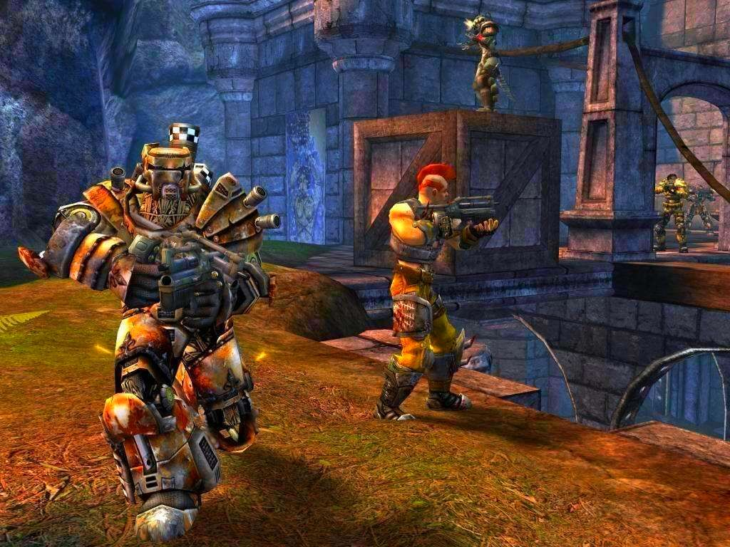 Screenshot from Unreal Tournament 2004: Editor's Choice Edition (1/9)