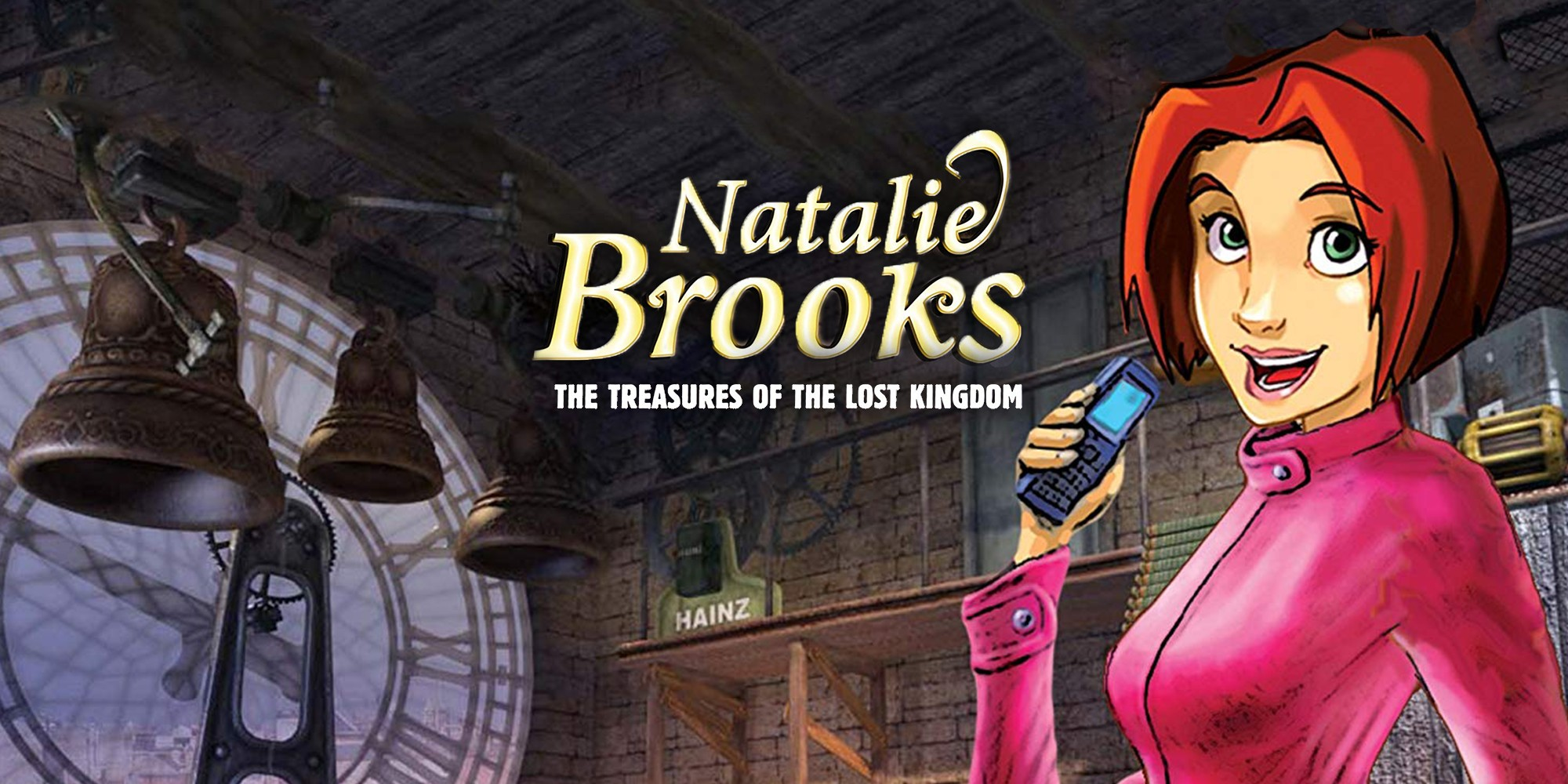 Natalie Brooks The Treasures Of The Lost Kingdom Utomik View the profiles of people named natalie brooks. natalie brooks the treasures of the