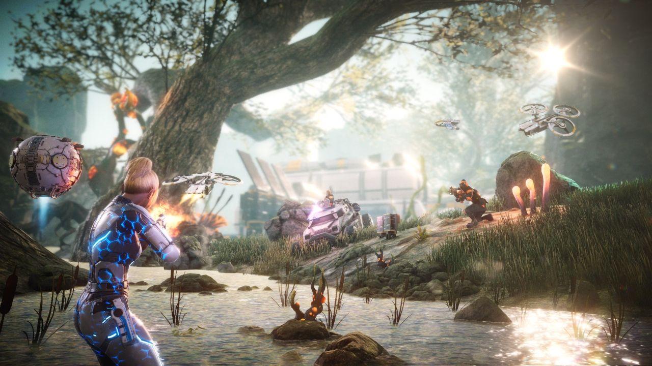 Screenshot from Everreach: Project Eden (3/6)