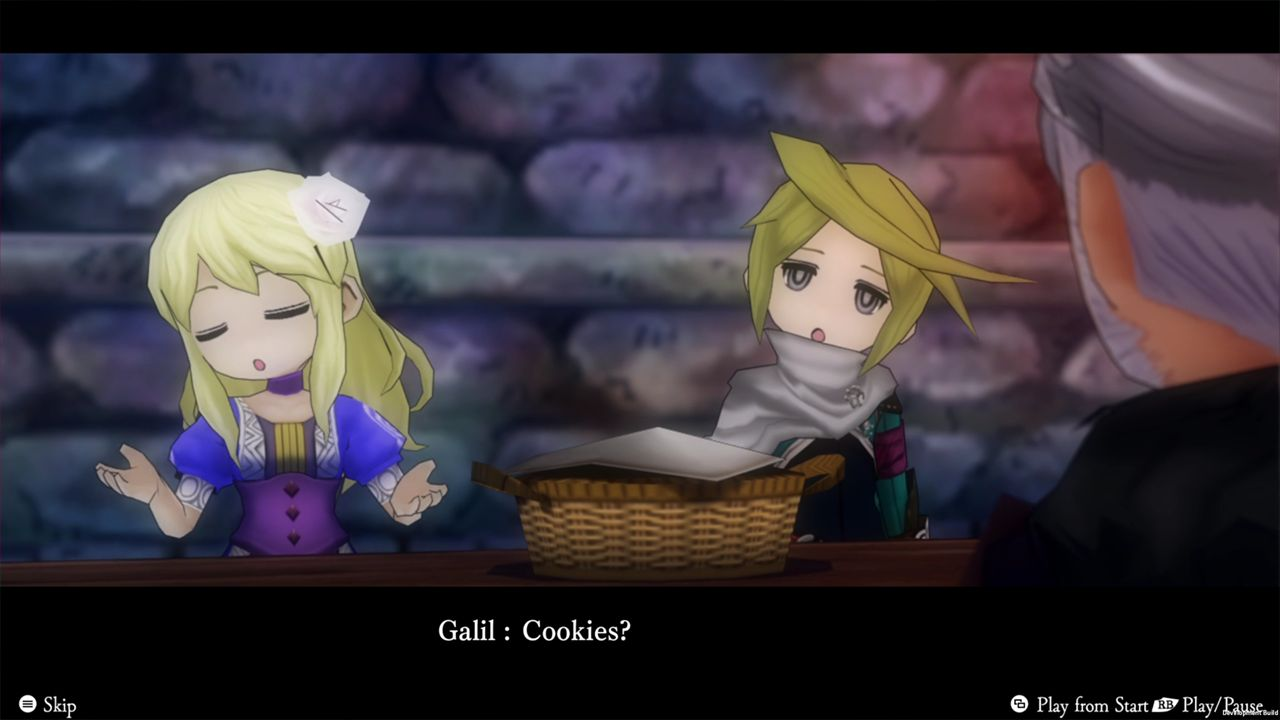 Screenshot from The Alliance Alive HD Remastered (4/10)