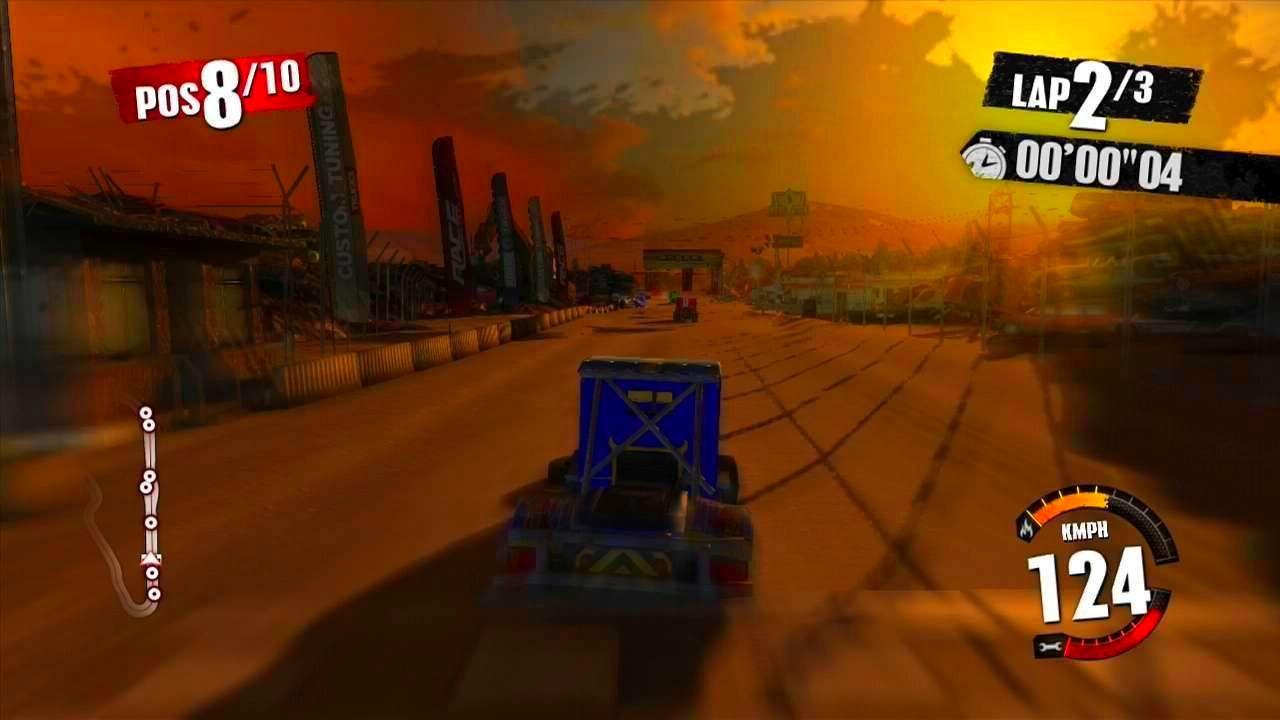 Screenshot from Truck Racer (4/10)