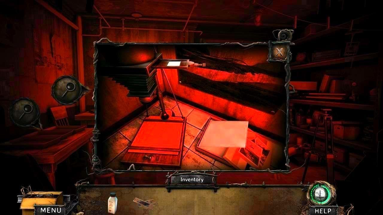 Screenshot from Medford Asylum: Paranormal Case (3/7)