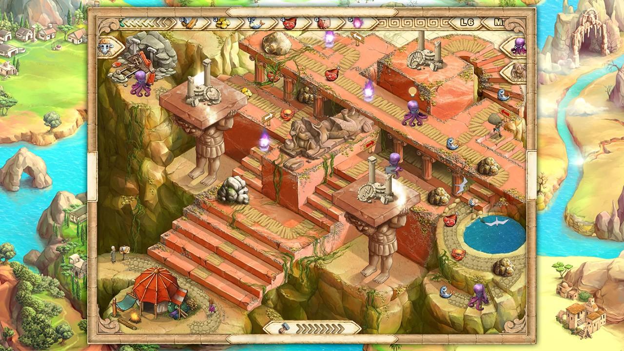 Screenshot from Demigods (3/7)