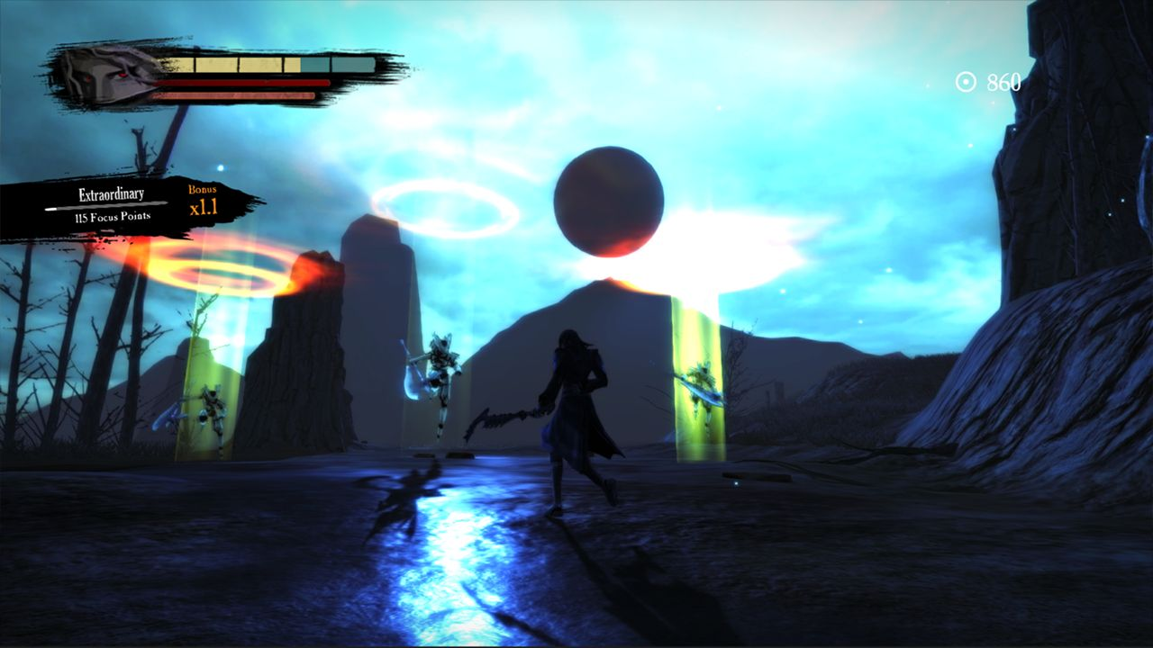 Screenshot from Anima: Gate of Memories - The Nameless Chronicles (10/10)