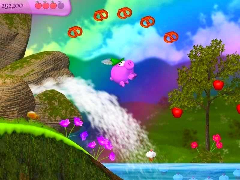 Screenshot from Piggly (1/8)