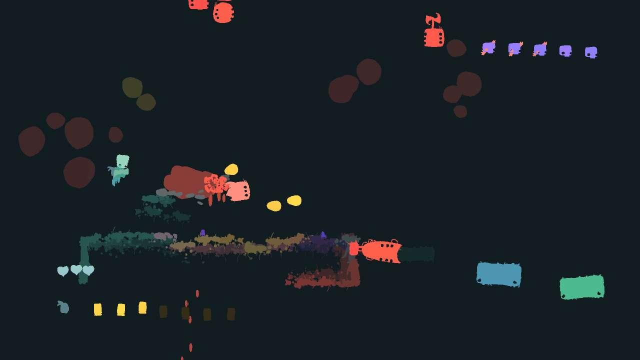 Screenshot from GoNNER (2/9)