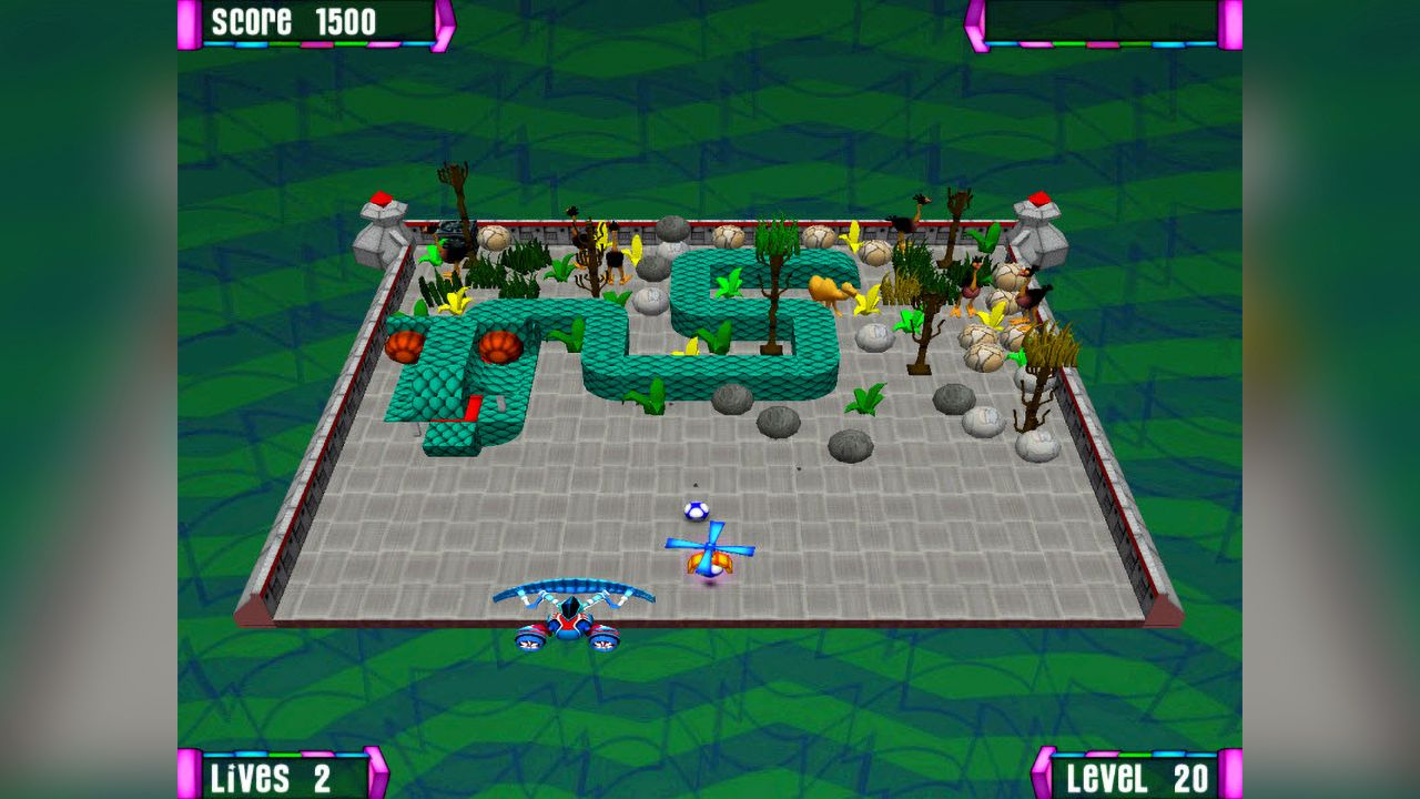 Screenshot from Smash Frenzy 2 (8/8)