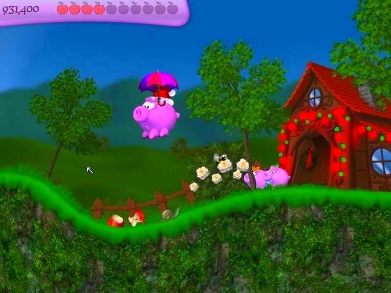 Screenshot from Piggly (3/8)