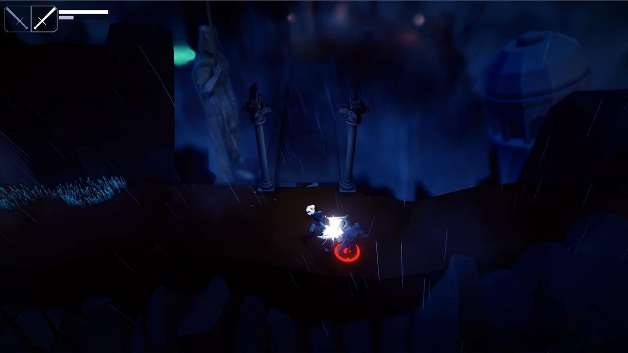 Screenshot from Fall of Light (5/7)