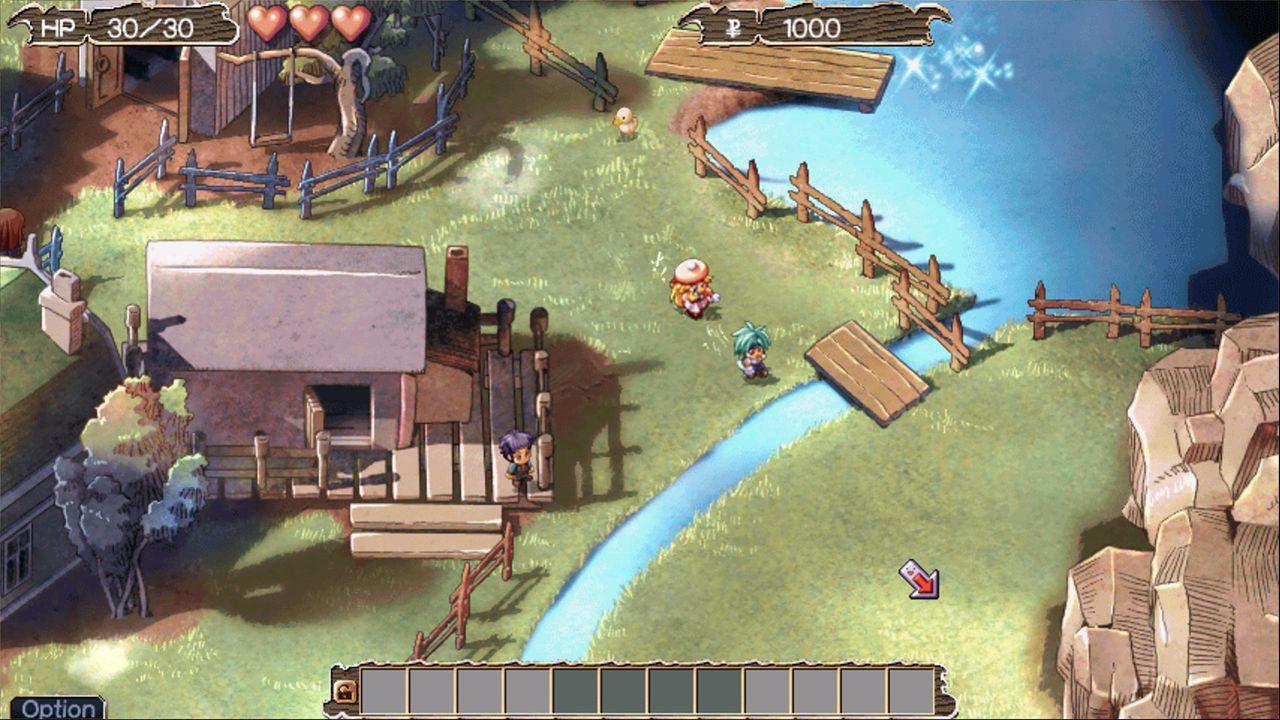 Screenshot from Zwei: The Arges Adventure (7/9)