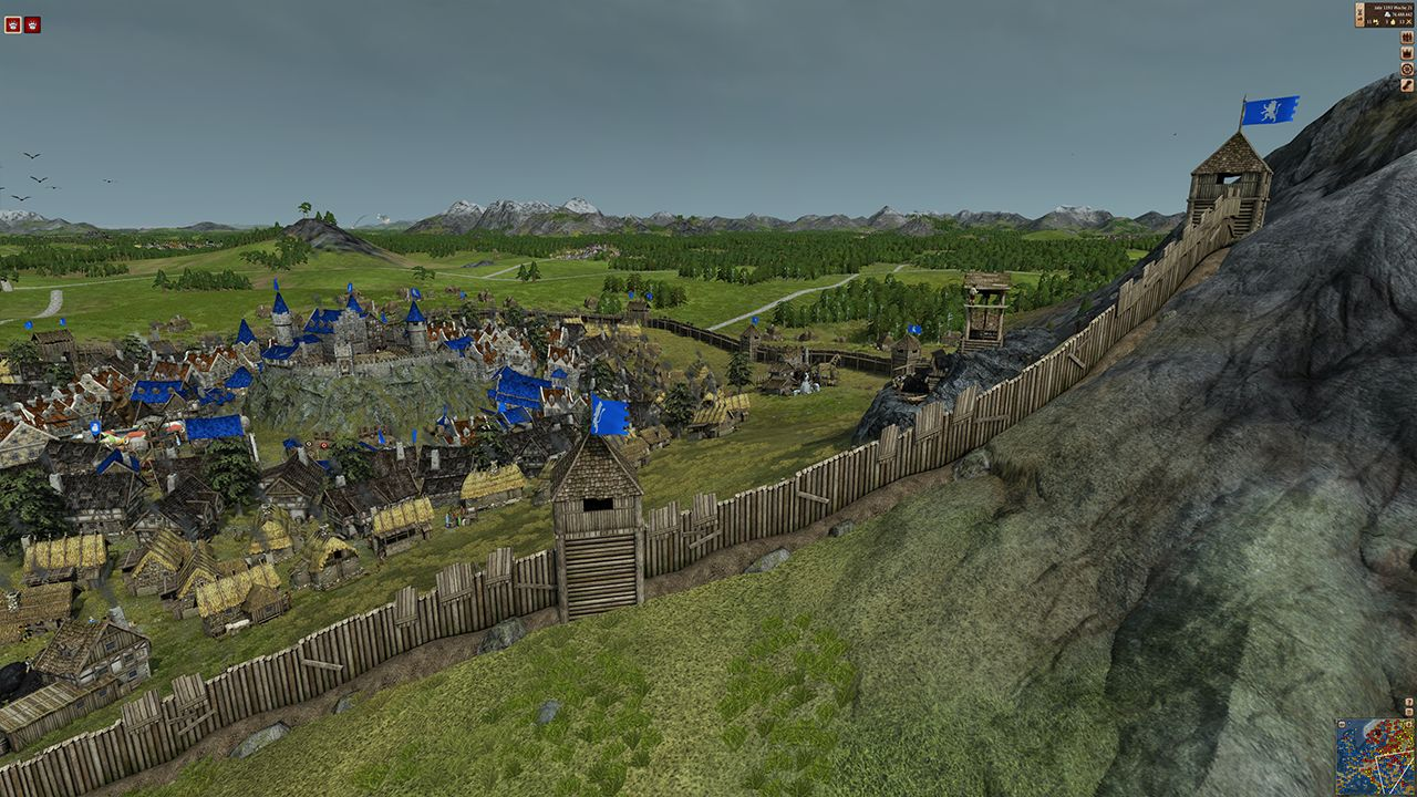 Screenshot from Grand Ages: Medieval (3/5)