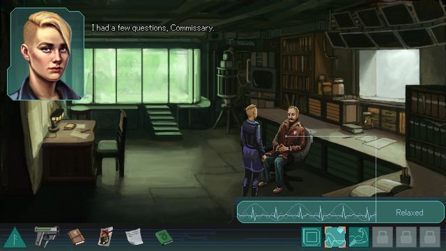 Screenshot from Whispers of a Machine (4/5)