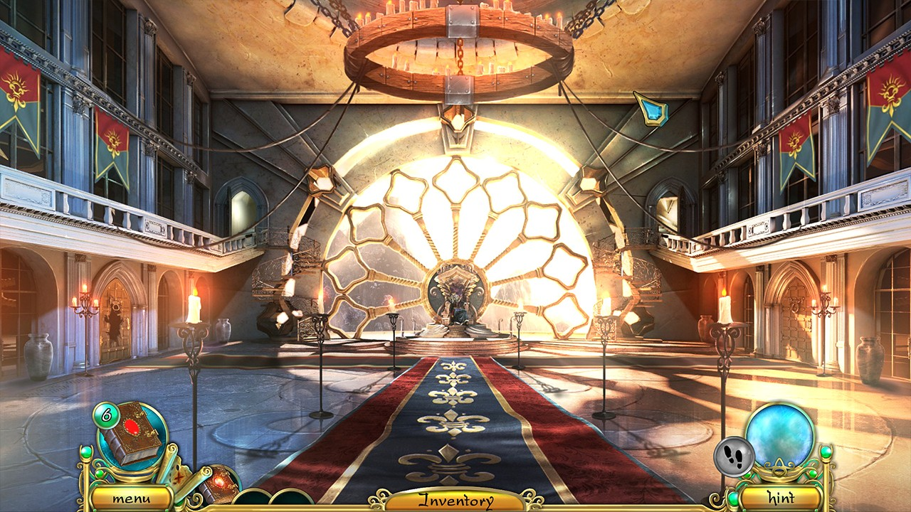 Screenshot from Myths of Orion: Light from the North (3/7)