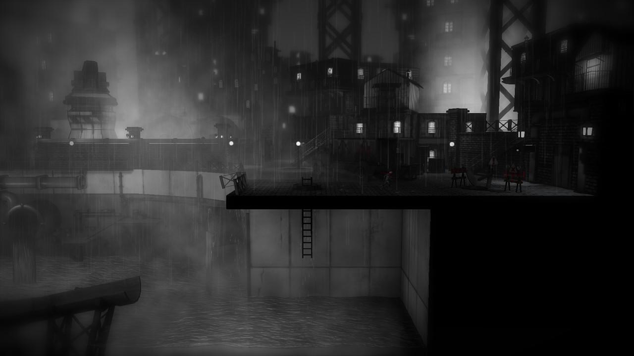 Screenshot from Monochroma (6/8)