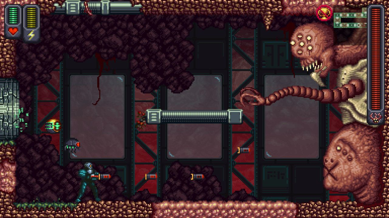 Screenshot from A Robot Named Fight! (10/10)
