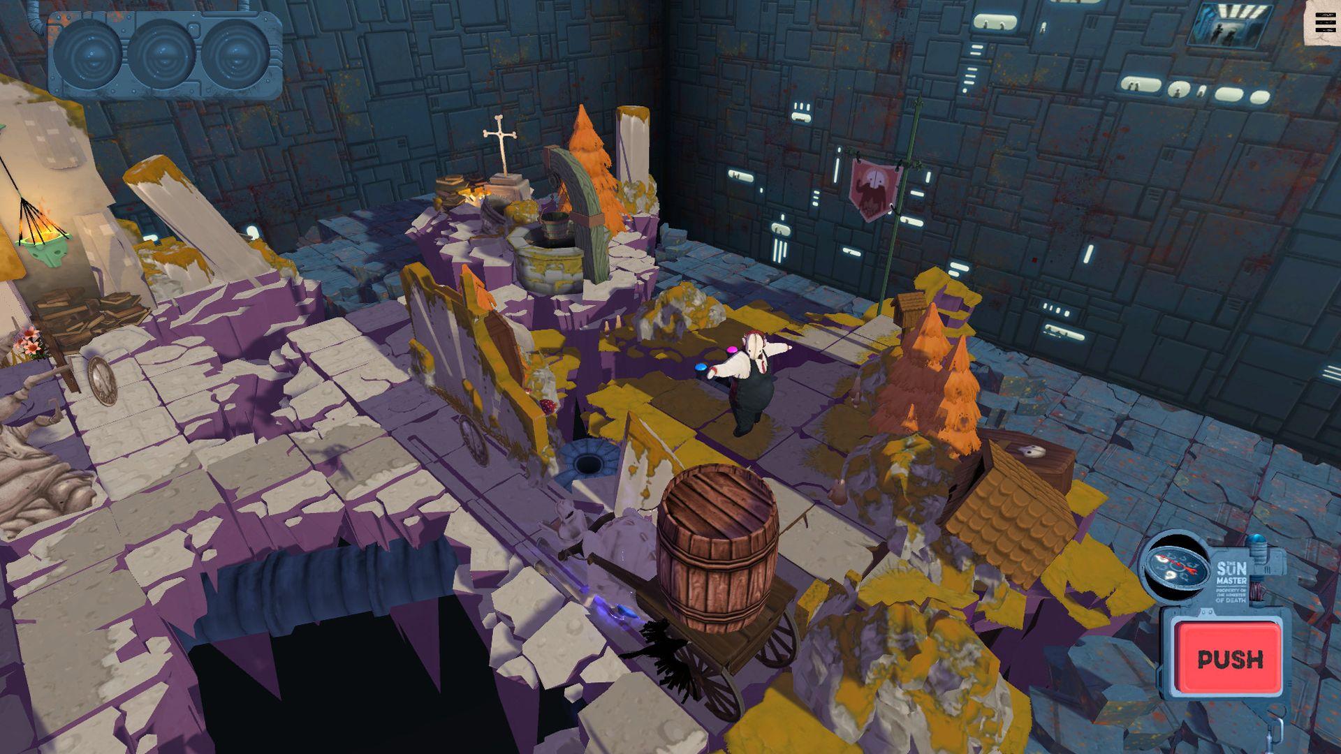 Screenshot from Felix the Reaper (1/10)
