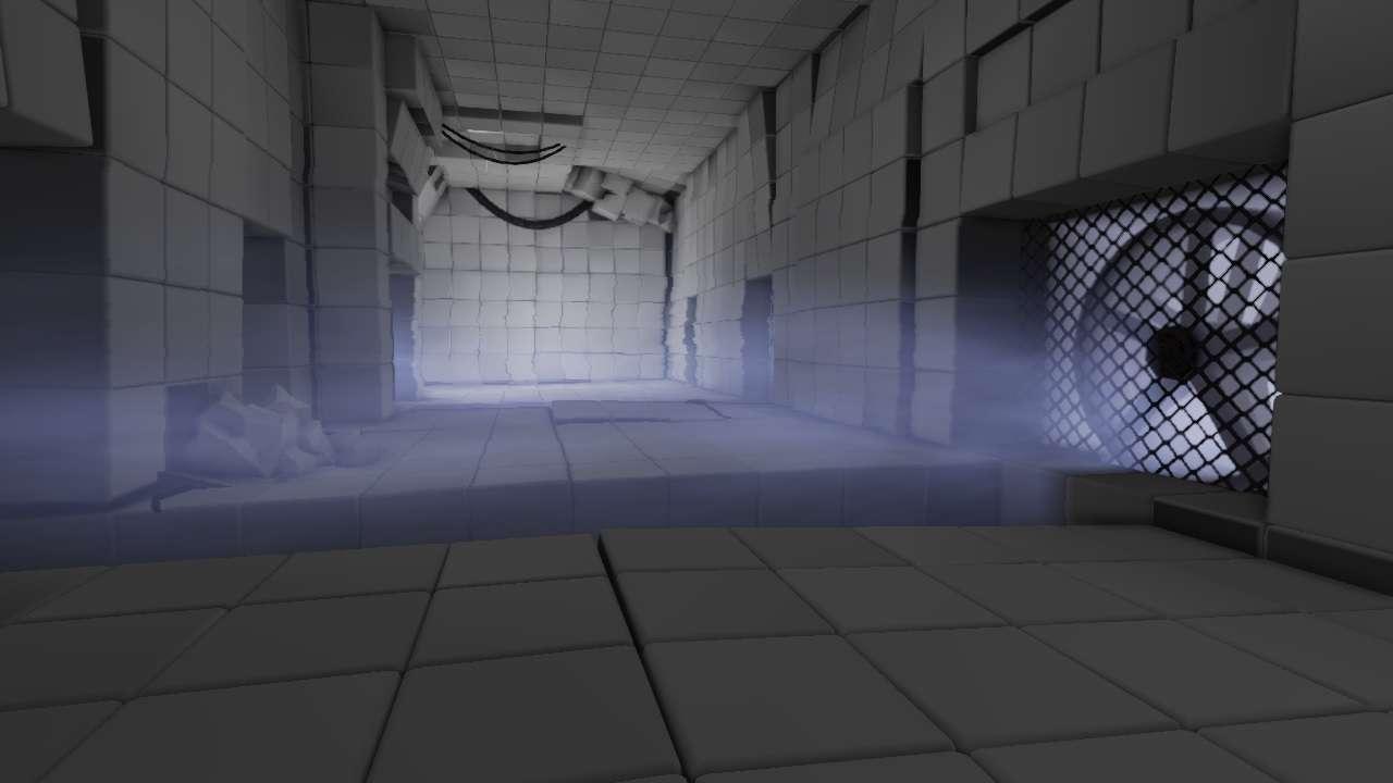 Screenshot from Q.U.B.E. Director's Cut (6/10)
