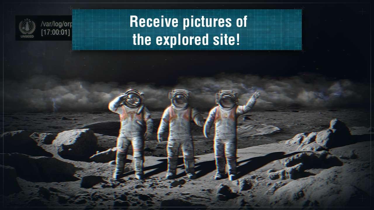 Screenshot from Zarya-1: Mystery on the Moon (5/5)