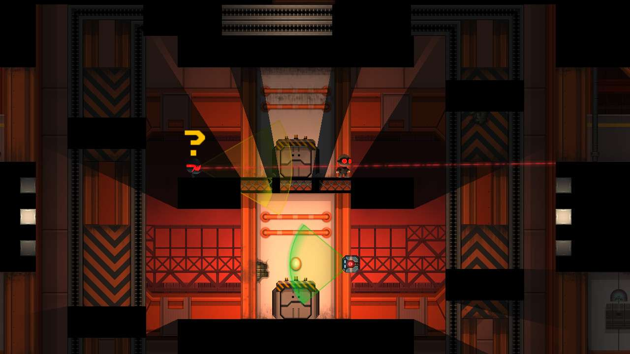 Screenshot from Stealth Inc 2: A Game of Clones (1/6)
