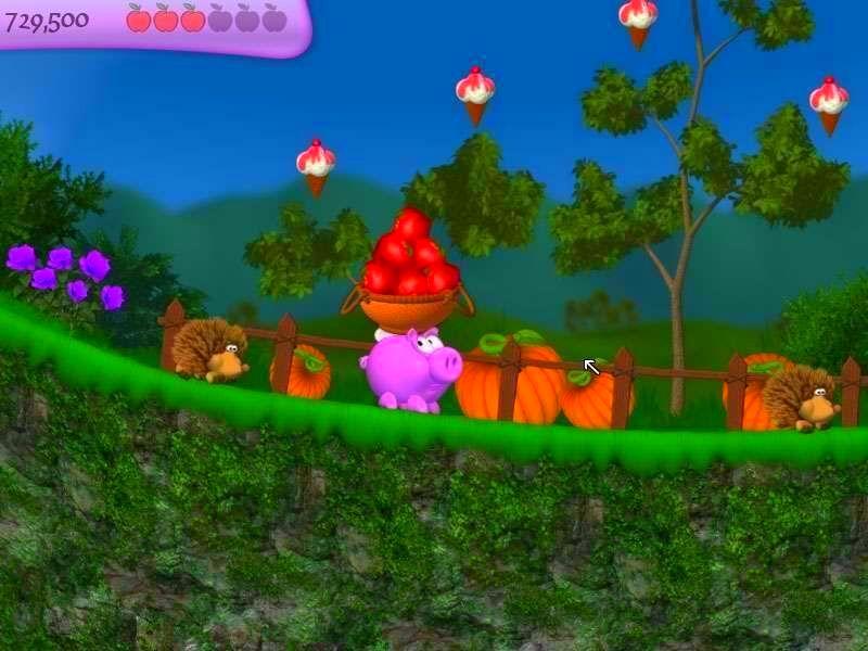Screenshot from Piggly (5/8)