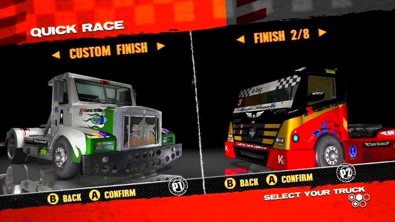 Screenshot from Truck Racer (2/10)