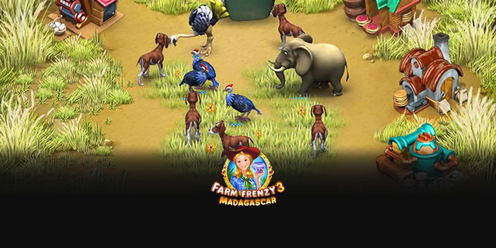 Farm Frenzy 3: Madagascar | Utomik