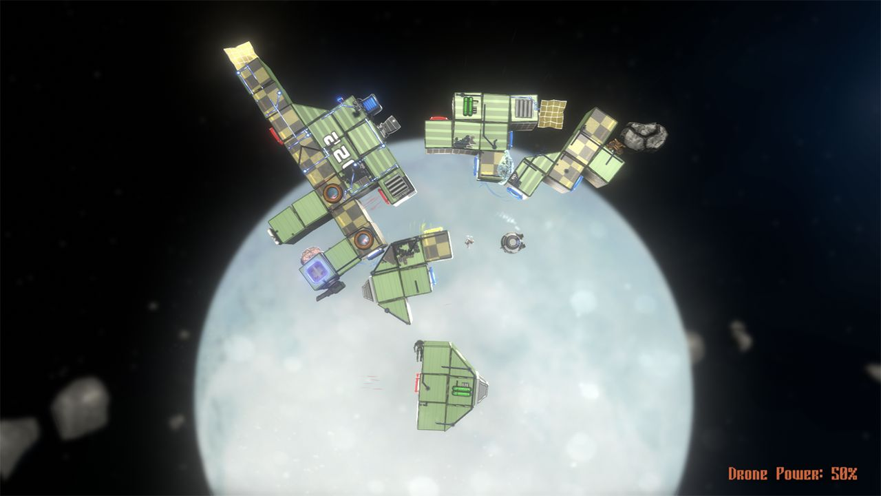 Screenshot from Kosmokrats (3/8)