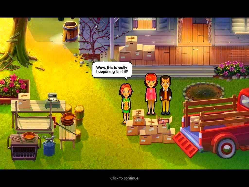 Screenshot from Delicious - Emily's Childhood Memories (3/7)