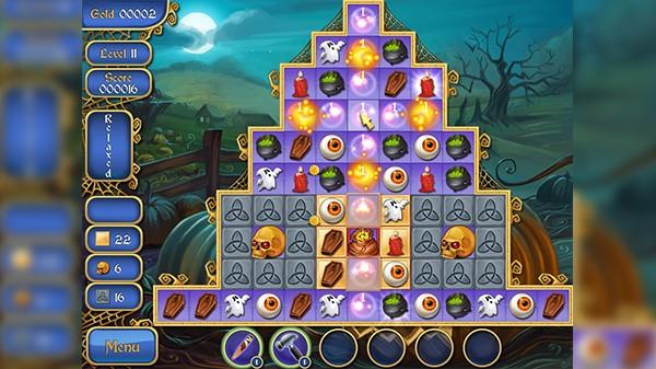Screenshot from Spooky Bonus (6/6)