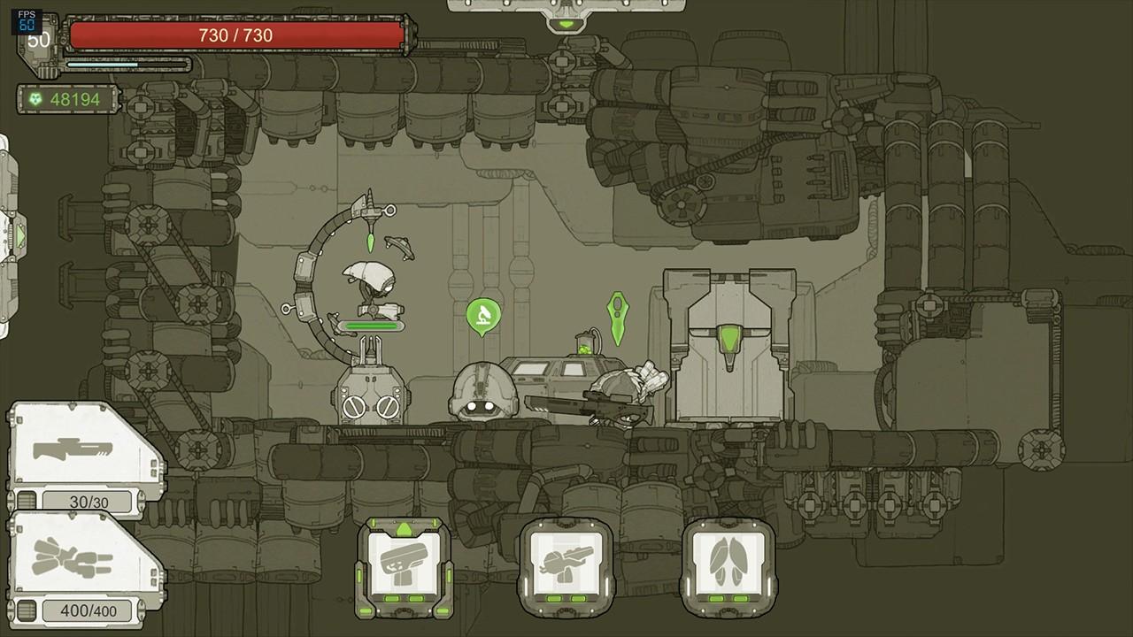 Screenshot from Original Journey (1/7)