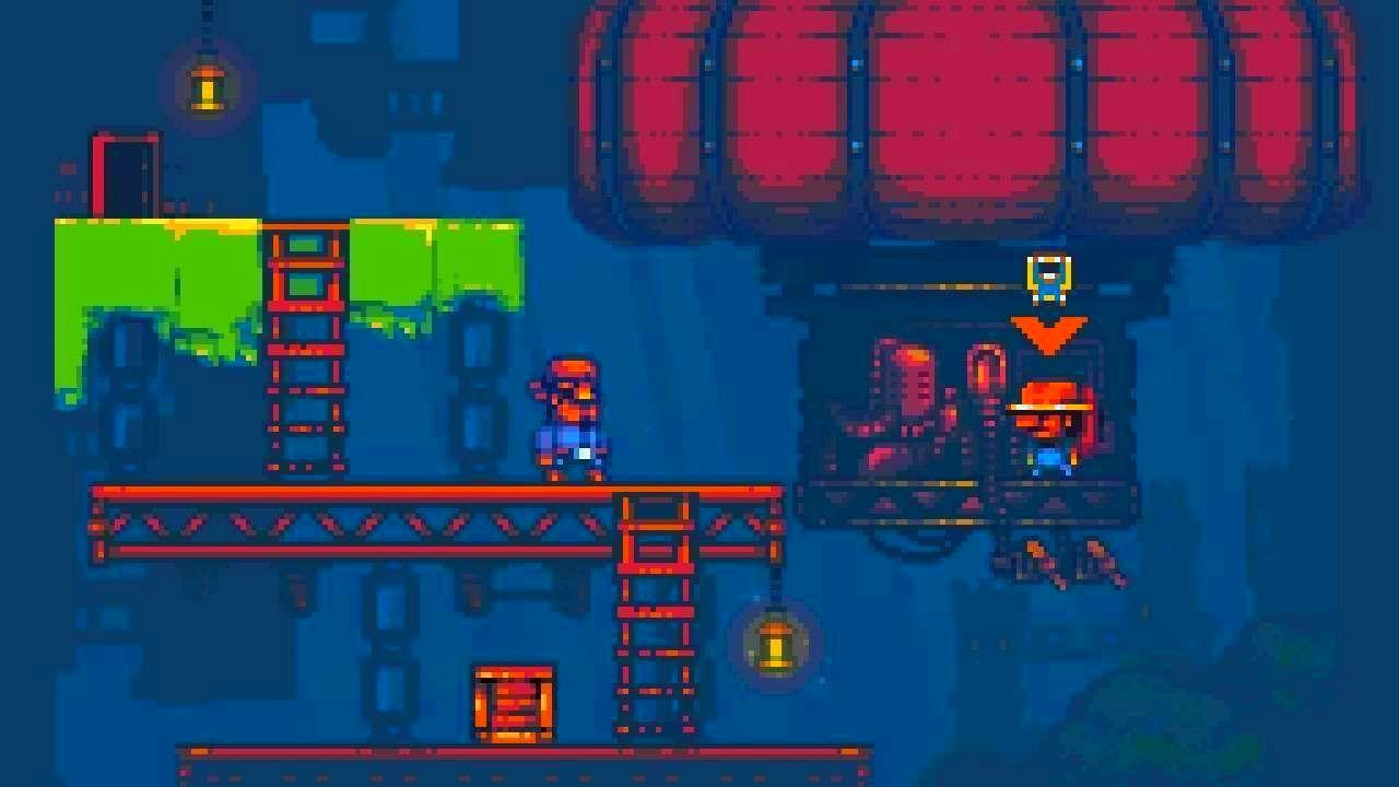 Screenshot from Pocket Kingdom (9/9)
