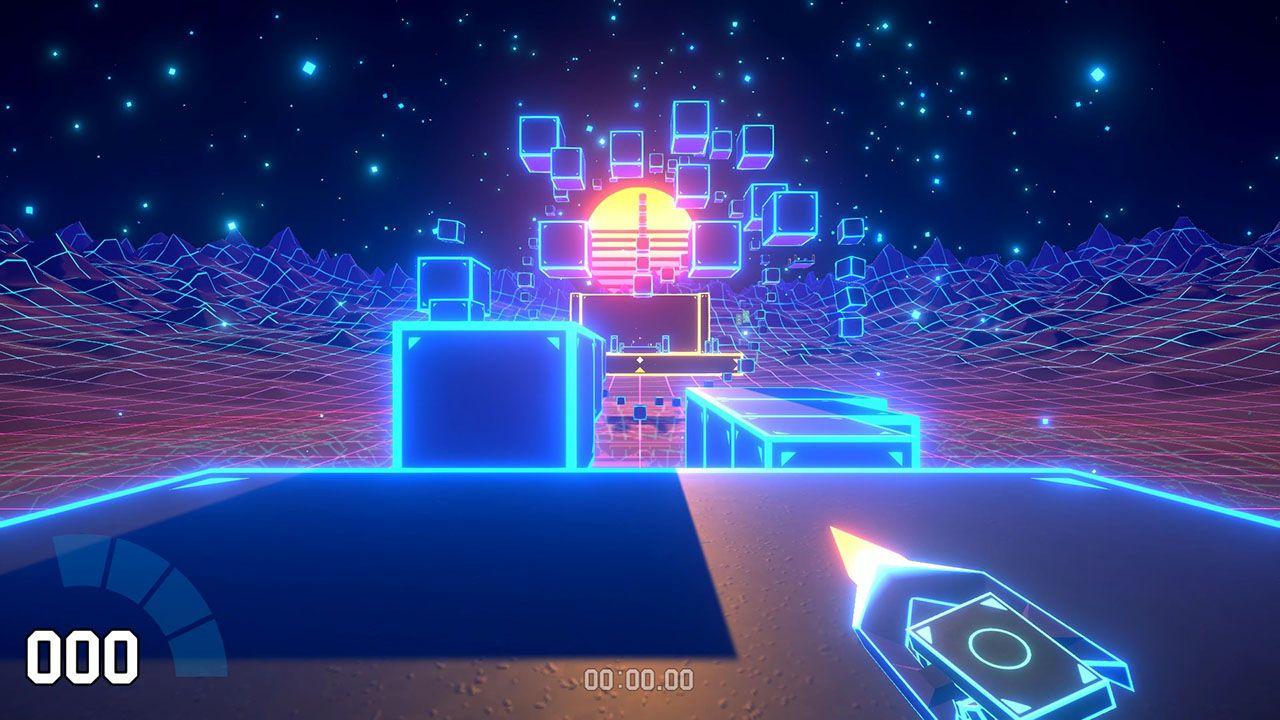 Screenshot from Cyber Hook (3/5)