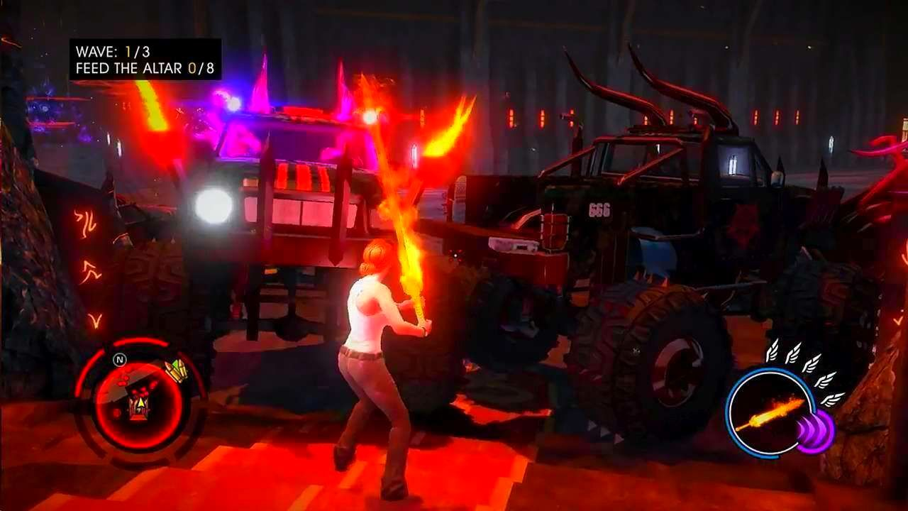 Screenshot from Saints Row: Gat out of Hell (6/8)