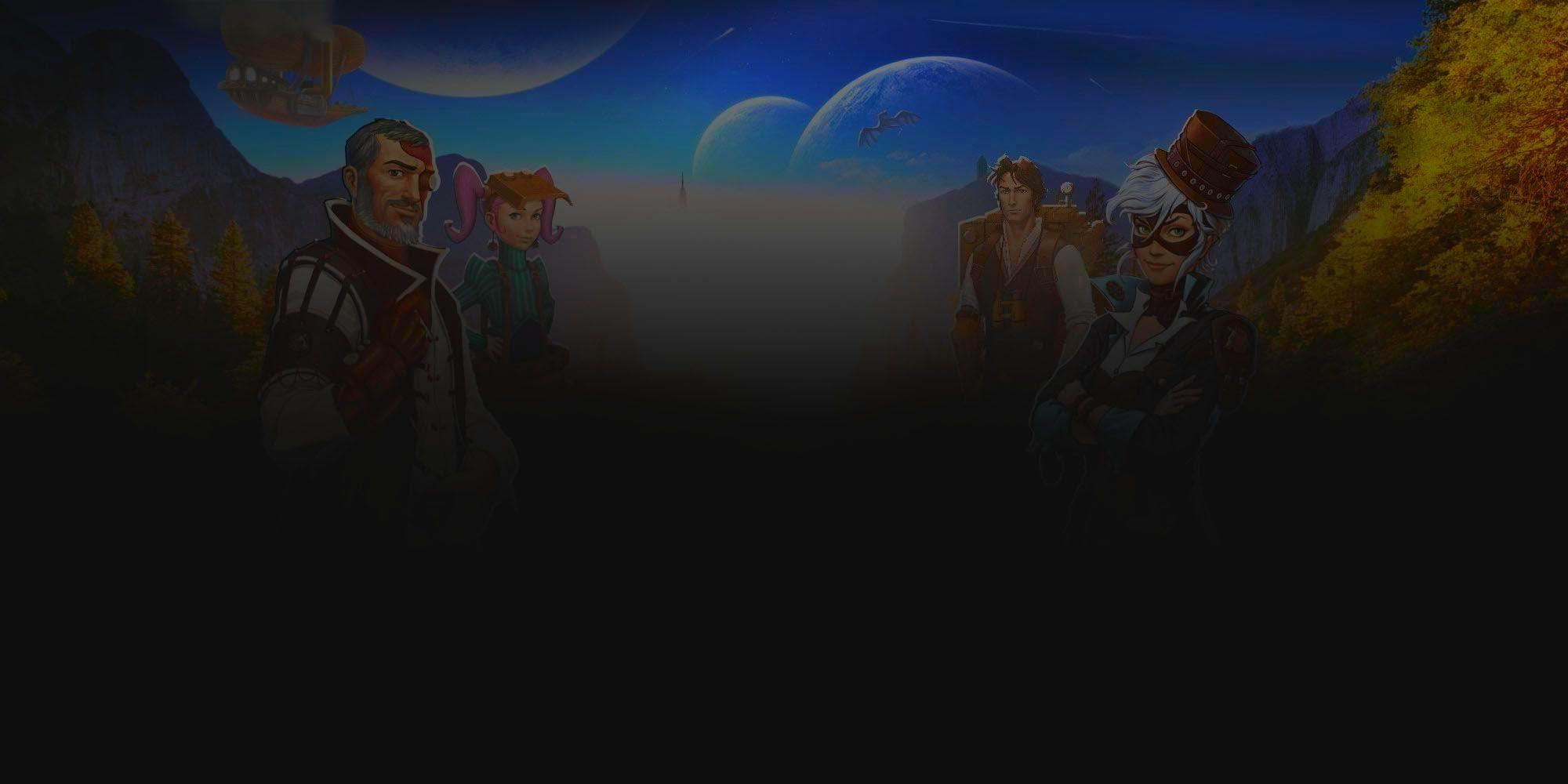 Voyage to Fantasy: Part 1