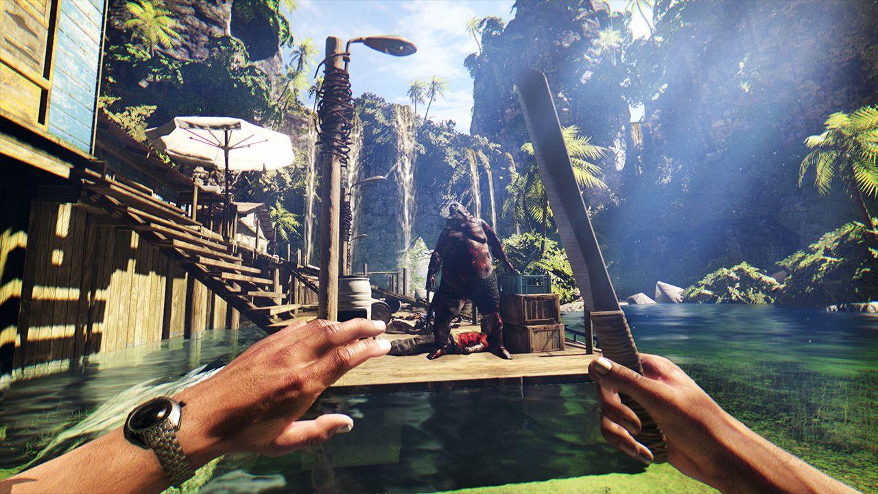 Screenshot from Dead Island: Riptide Definitive Edition (2/10)