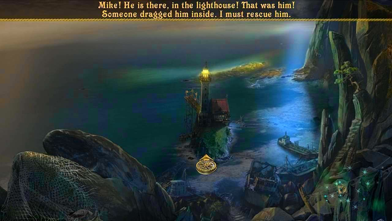 Screenshot from Sea Legends: Phantasmal Light (6/7)