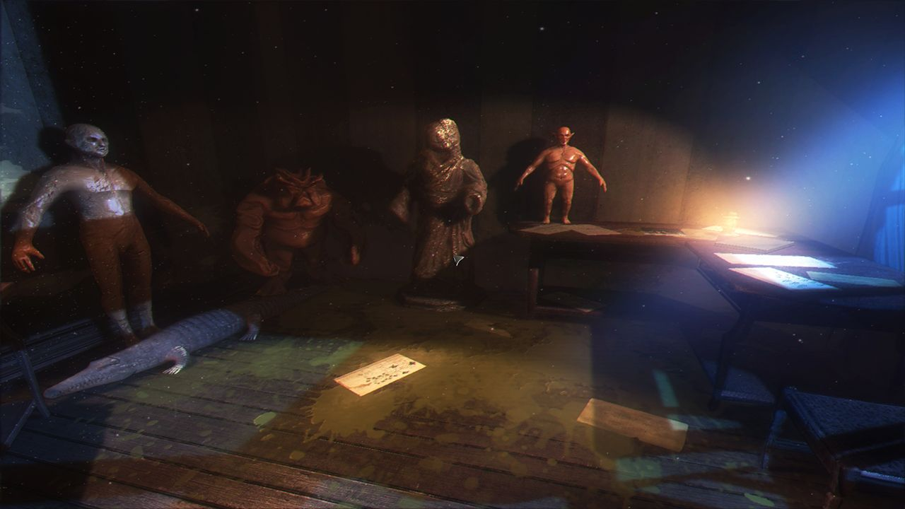 Screenshot from Darkness Within 2: The Dark Lineage (3/9)