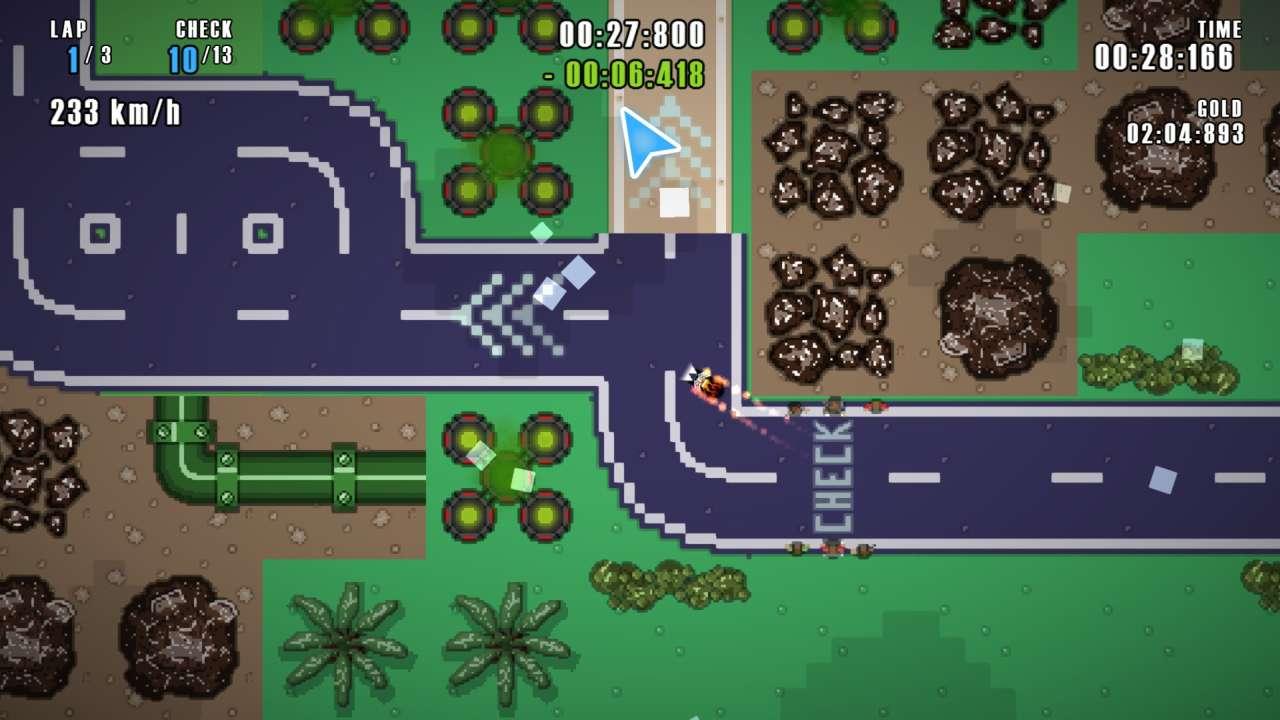 Screenshot from Race.a.bit (3/5)