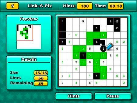 Screenshot from Puzzler World 2 (1/6)