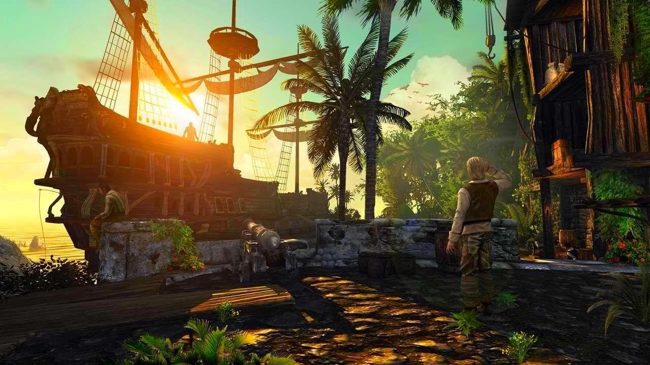 Screenshot from Risen 2: Dark Waters (3/10)