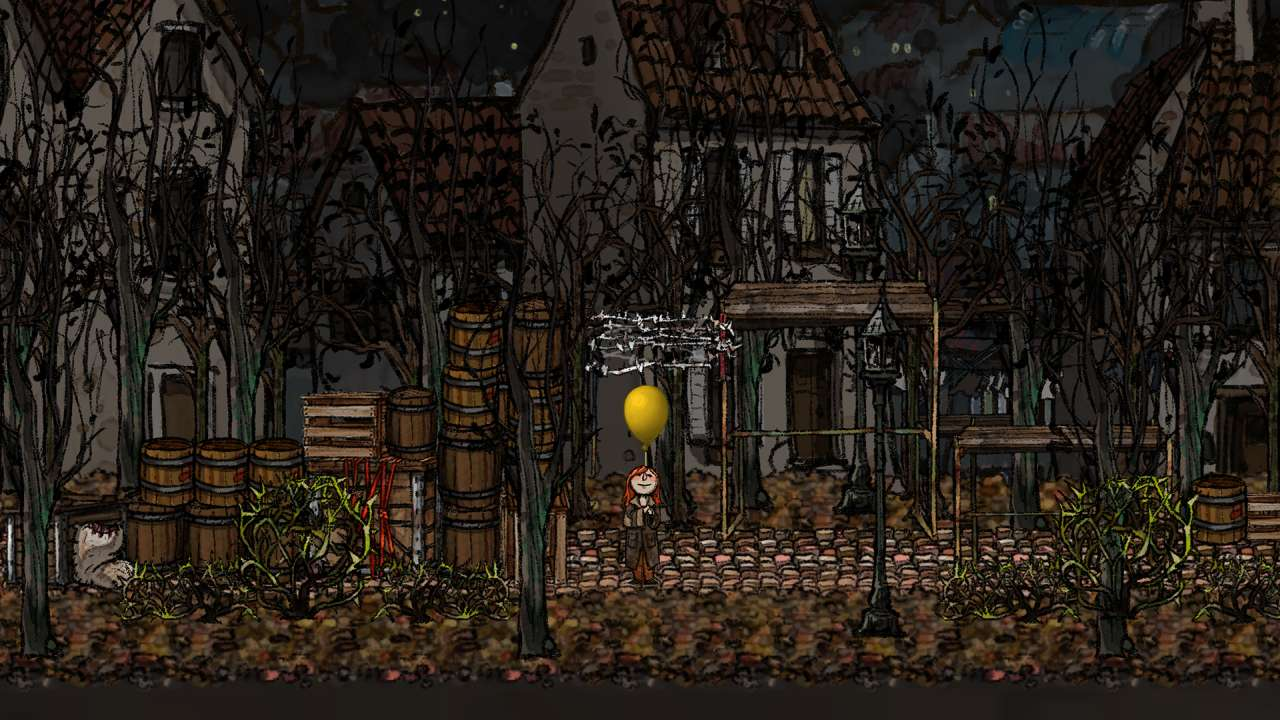 Screenshot from Rise of Balloons (3/6)