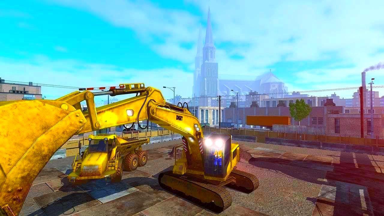 Screenshot from DIG IT! - A Digger Simulator (1/9)